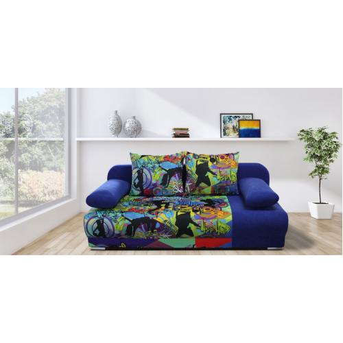 Trivietė sofa Elisa