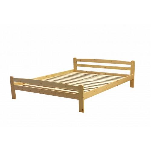 Medinė lova