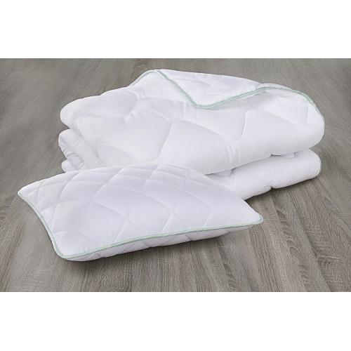 RIPOSO Aloe Vera antklodė ir pagalvė