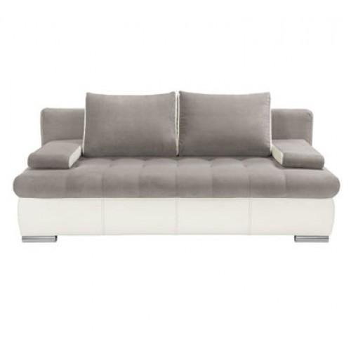 Trivietė sofa-lova su miegojimo mechanizmu