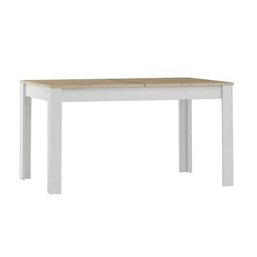 Stačiakampis stalas su praplėtimu (Laminatas)