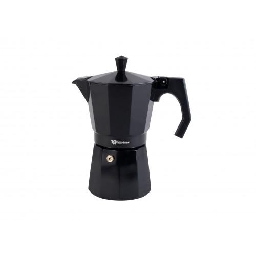 Kavinukas BLACK 6 puodeliams