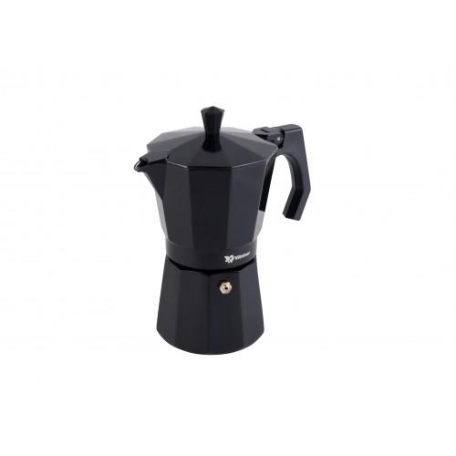 Kavinukas BLACK 3 puodeliams