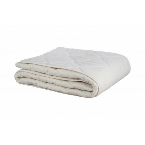 Plona antklodė su avies vilnos užpildu