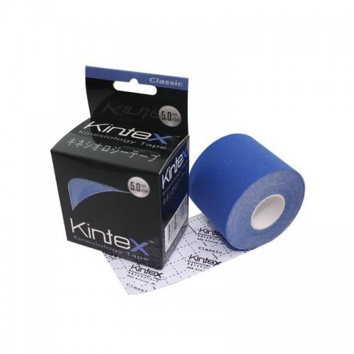 Kineziologinis teipas Kintex Mėlynas 5cm x 5m
