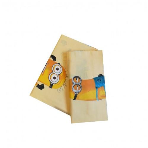 Vaikiškas patalynės komplektas 105x140 cm